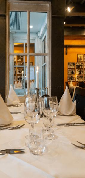 autentisk italiensk restaurant